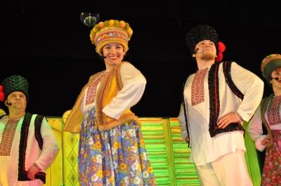 На премьере в театре кукол в Черновцах был аншлаг (ФОТО)