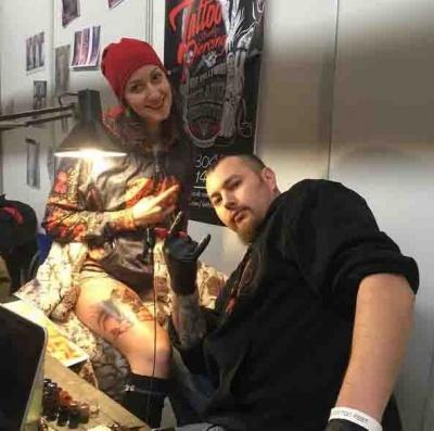 Буковинський майстер татуажу переміг на тату-конференції