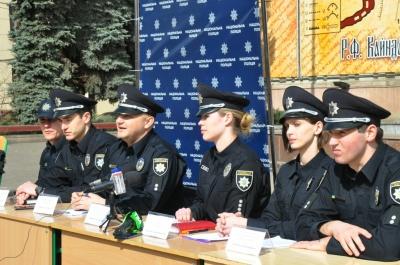 Кожен третій потребував допомоги: патрульна поліція відзвітувала за рік діяльності у Чернівцях (ФОТО)
