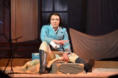 У Чернівцях у театрі презентували виставу, яку ще не ставили в Україні (ФОТО)