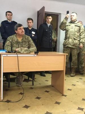Засудили генерала, який незважаючи на загрозу збиття, відправив Іл-76 до луганського аеропорту