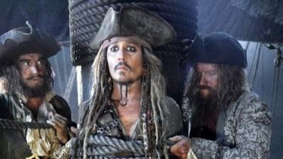 """Вийшов трейлер нових """"Піратів Карибського моря"""" (ВІДЕО)"""