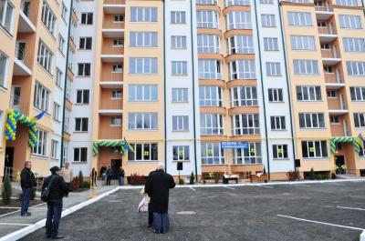 В Черновцах больше квартир покупают в новостройках