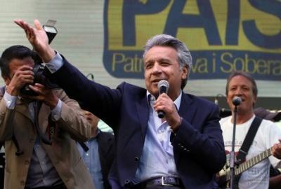 На президентських виборах в Еквадорі перемагає Ленін