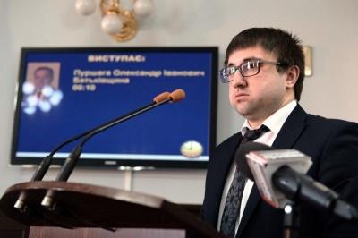 Депутат Гавриш заперечив свій стосунок до проекту рішення про відставку мера Чернівців