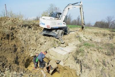 Завершено ремонт водогону в Чернівцях
