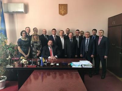 Переобрано голову Господарського суду Чернівецької області