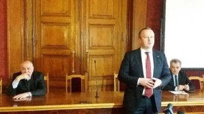 Министр предложил черновицким студентам стажировку в министерстве