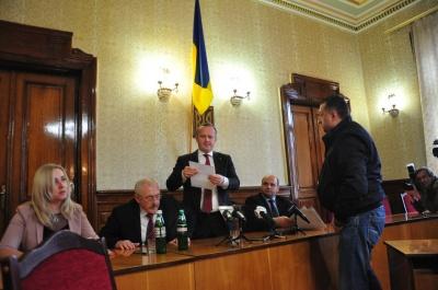 Міністр екології посперечався з буковинськими активістами через ліс