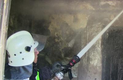 У Чернівецькій області житловий будинок ледь не згорів через несправний димар