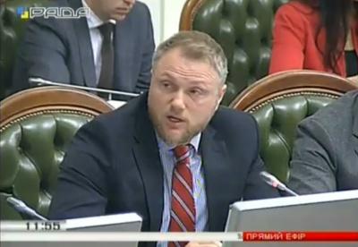 Нардеп Рыбчинский по просьбе Бурбака требует перевыборов Черновицкого горсовета