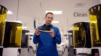 Adidas випустить серію кросівок, надрукованих на 3D-принтері: з'явились фото