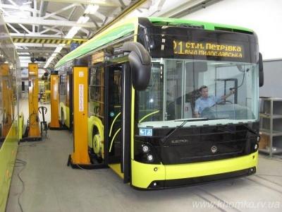 Чернівецька міськрада підтримала е-петицію про закупівлю нових тролейбусів