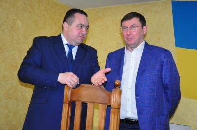 Луценко закликав журналістів за чаєм і без камер скаржитись прокурору Буковини на порушення