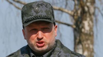 Турчинов: Россия продолжает подготовку к полномасштабной войне
