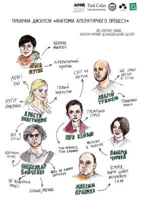Черновицкие писатели рассмотрят анатомию литературного процесса