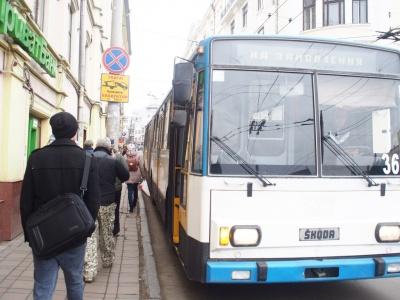Чернівецька міськрада відмовилась передбачити кошти з бюджету на закупівлю 20 нових тролейбусів