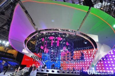 Главная сцена Евровидения-2017 полностью готова: опубликованы зрелищные фото