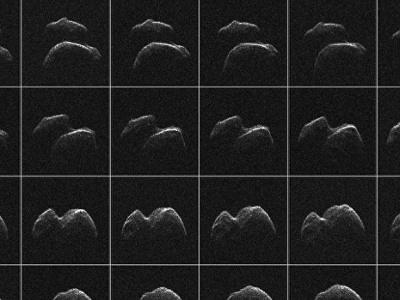 У NASA показали перші фото астероїда, який наближається до Землі