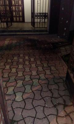 В Черновцах на рассвете взорвалась граната: повреждено здание