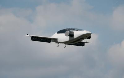 У мережі з'явилося відео випробування літака-електрокара