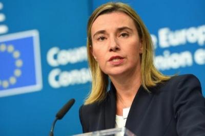 Могеріні не бачить сенсу вдавати, ніби у відносинах між ЄС і Росією немає проблем