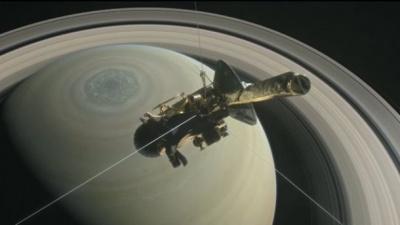 NASA знайшло ще одне цікаве явище на супутнику Сатурна