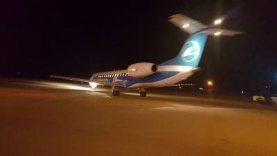 На перший рейс літака «Чернівці-Бергамо» був аншлаг