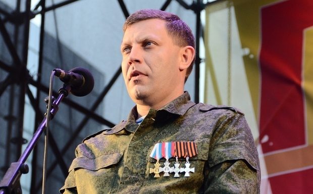 «Робота спрямована наодне»: Захарченко назвав головну мету терористів «ДНР»