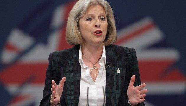 Мей заявила, щоБрюссель повинен виплатити Великобританії мільярди фунтів