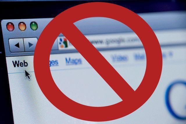 УМВС вважають, щопровайдери сумлінно заблокують сайтиРФ