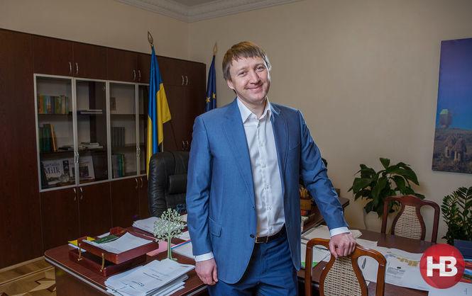 Міністр агрополітики Тарас Кутовий подав у відставку