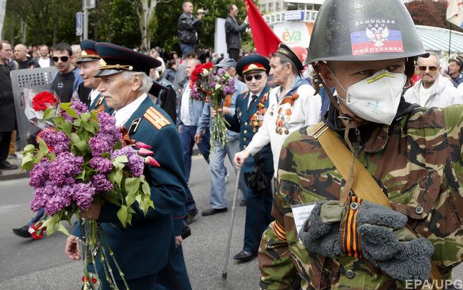 Росія обіцяє відкласти виконання Мінська через заборону Україною георгіївських стрічок