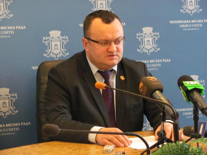 Депутати рекомендували мерові непризначати «регіоналів»