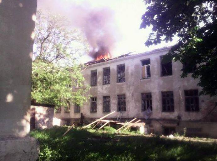 Бойовики свідомо б'ють пожиттєво важливих об'єктах Красногорівки,— СЦКК