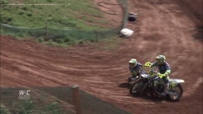 З'явилося вражаюче відео з чемпіонату світу з мотокросу в Чернівцях