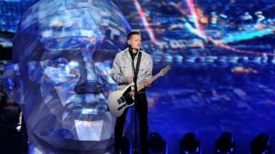 Репетиція O.Torvald на головній сцені Євробаченні-2017: з'явилося ексклюзивне відео