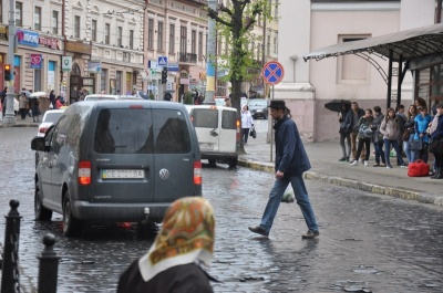 Наступний тиждень в Україні присвячений безпеці дорожнього руху