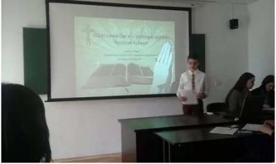 Буковинські школярі виявилися хорошими знавцями Біблії