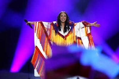 Евровидение 2017: видео и фото мощного выступления Джамалы