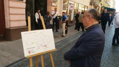 День вишиванки: у Чернівцях презентували вуличний етноуніверситет (ФОТО)