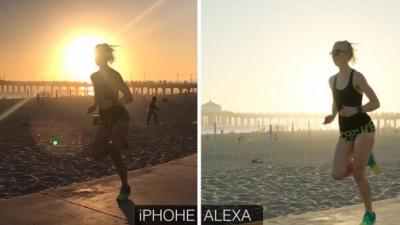 Блогер порівняв можливості камери на iPhone із професійною голлівудською відеокамерою: відео
