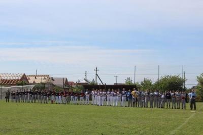 Юніори розігрують на Буковині чемпіонат України з бейсболу