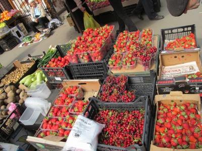На Буковині цього року буде щедрий урожай полуниць