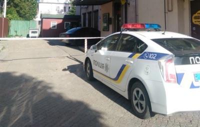 У Чернівцях біля офісу каналу «ТВА» знайшли снаряд