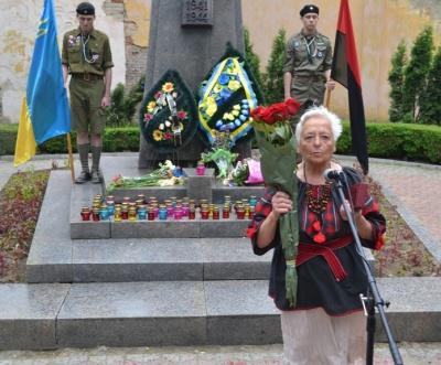 У Чернівцях вшанували пам'ять жертв політичних репресій