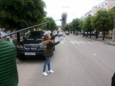 В Черновцах из-за съемок сериала перекроют улицы в центре