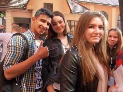 Выпускники школ на Буковине составляют ВНО (ФОТО)