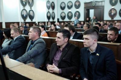 Каспрук поскаржився на роботу депутатів Чернівецької міськради