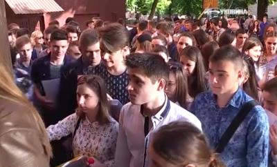 В Черновцах двух абитуриентов не допустили к сдаче ВНО из-за обнаруженных мобильных телефонов